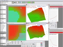 NIStune Mapping Software